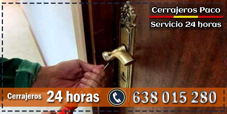 Como abrir una puerta atascada