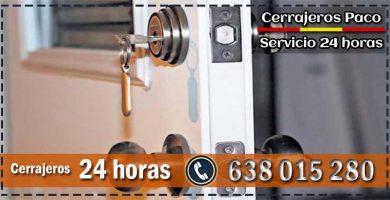 Cerrajeros Barajas Madrid
