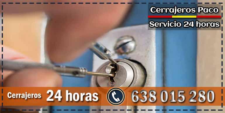 Cerrajeros La Latina Madrid