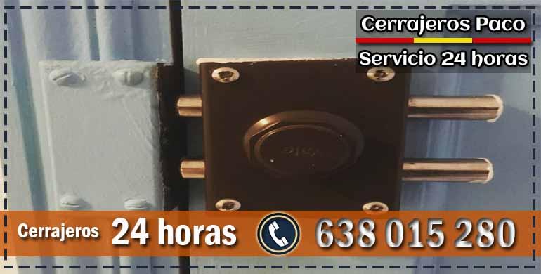 Cerrajeros Pinto