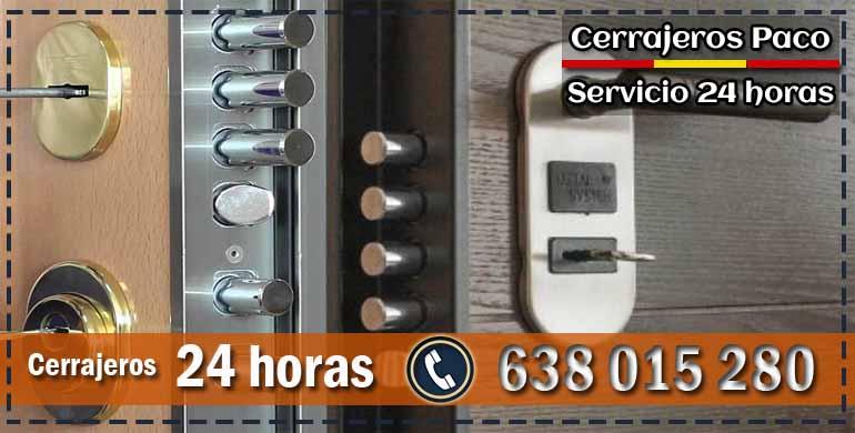 Cerrajeros Villaverde Madrid